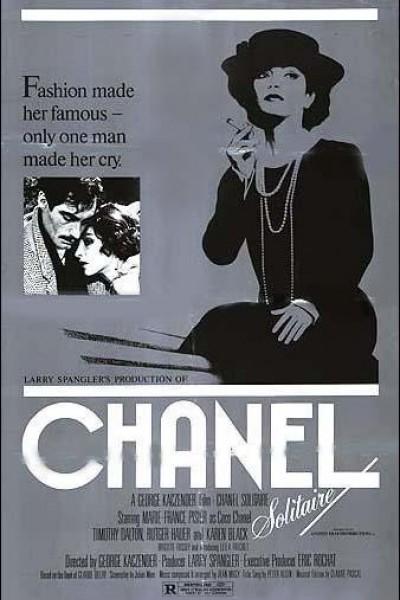Caratula, cartel, poster o portada de Coco Chanel