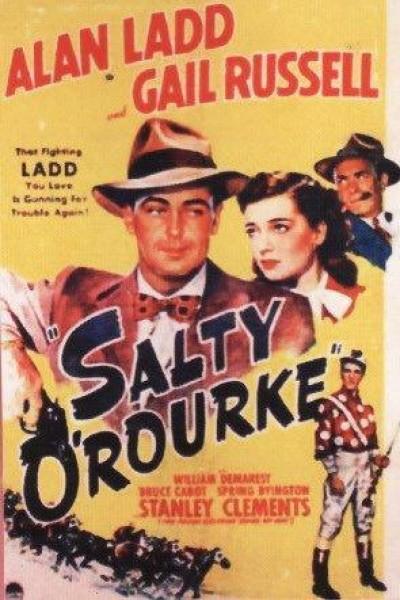 Caratula, cartel, poster o portada de Fuera de la ley (Salty O\'Rourke)