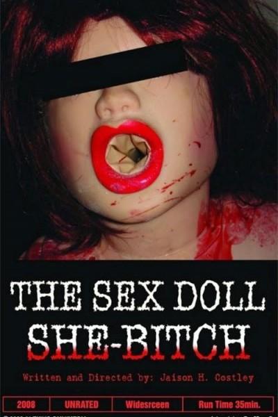 Caratula, cartel, poster o portada de The Sex Doll She-Bitch