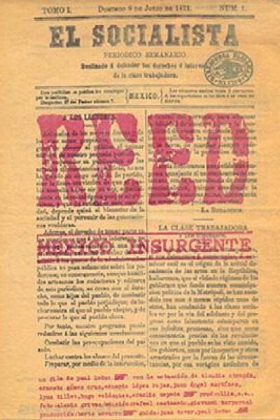 Caratula, cartel, poster o portada de Reed, México insurgente