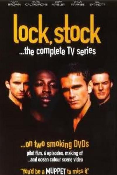 Caratula, cartel, poster o portada de Lock, Stock...