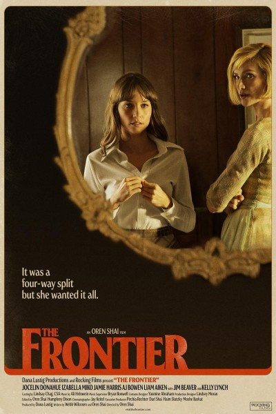 Caratula, cartel, poster o portada de The Frontier