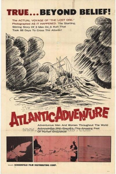 Caratula, cartel, poster o portada de Atlantic Adventure