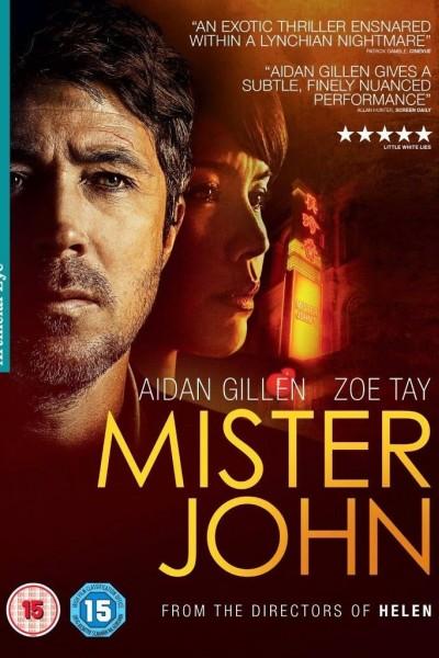 Caratula, cartel, poster o portada de Mister John