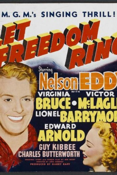 Caratula, cartel, poster o portada de Let Freedom Ring