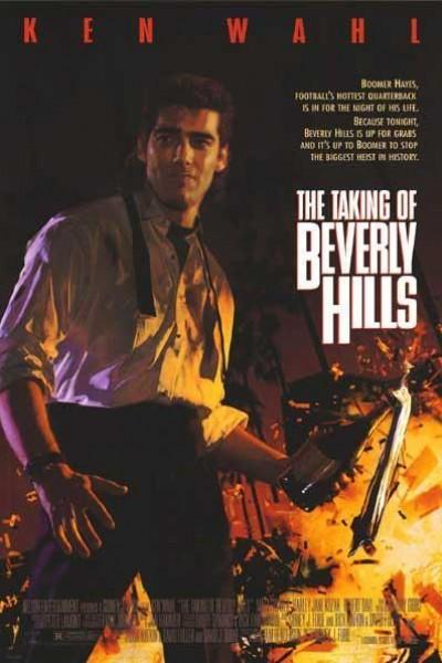 Caratula, cartel, poster o portada de Asalto a Beverly Hills