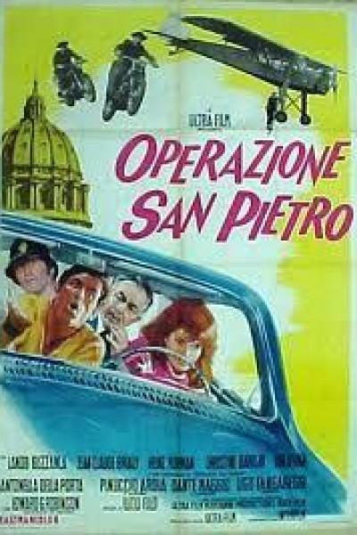 Caratula, cartel, poster o portada de Operación San Pedro