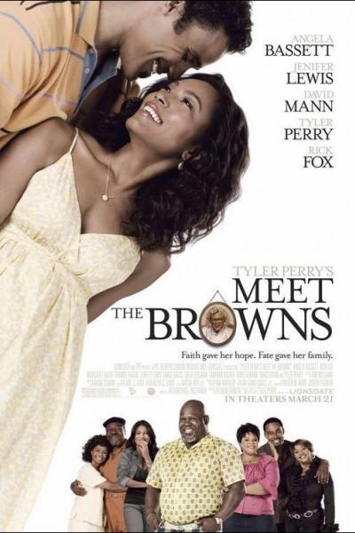 Caratula, cartel, poster o portada de Meet the Browns