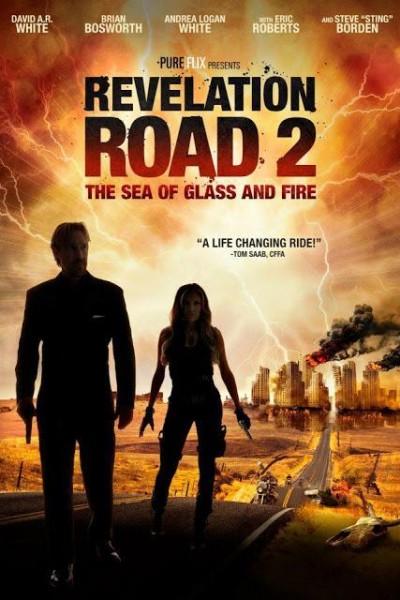 Caratula, cartel, poster o portada de Revelation Road 2: The Sea of Glass and Fire