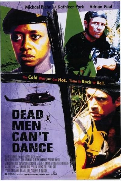 Caratula, cartel, poster o portada de Los muertos no bailan