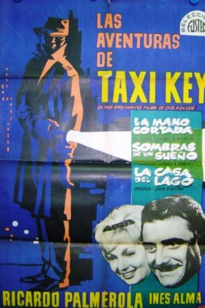 Caratula, cartel, poster o portada de Las aventuras de Taxi Key