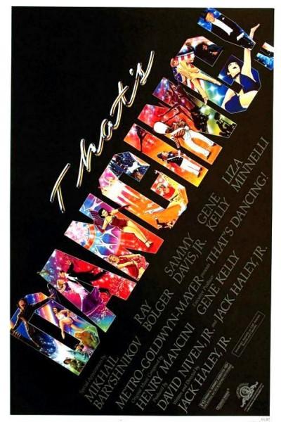 Caratula, cartel, poster o portada de ¡Esto sí es bailar!