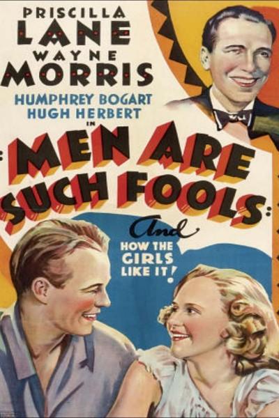 Caratula, cartel, poster o portada de Men Are Such Fools