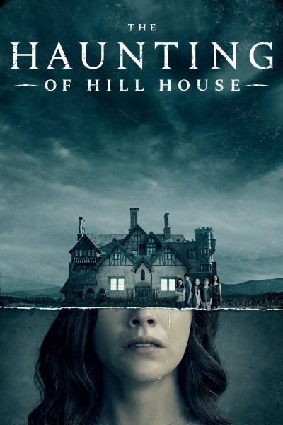 Caratula, cartel, poster o portada de La maldición de Hill House