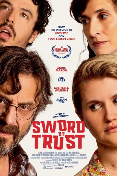 Caratula, cartel, poster o portada de Espada de confianza