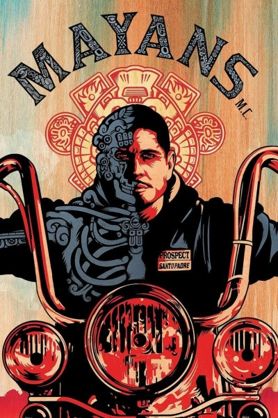 Caratula, cartel, poster o portada de Mayans M.C.