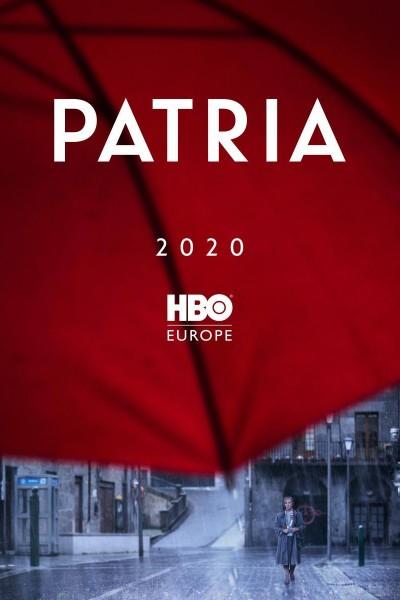 Caratula, cartel, poster o portada de Patria