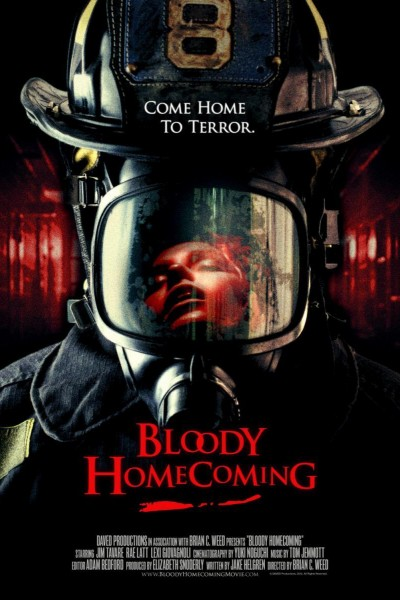 Caratula, cartel, poster o portada de Bloody Homecoming