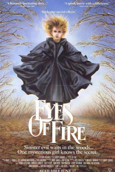 Caratula, cartel, poster o portada de Ojos de fuego