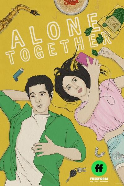 Caratula, cartel, poster o portada de Alone Together