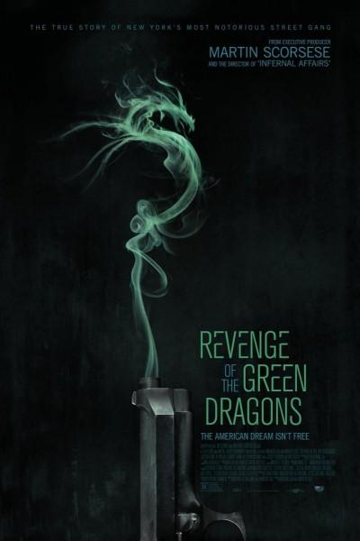 Caratula, cartel, poster o portada de Revenge of the Green Dragons