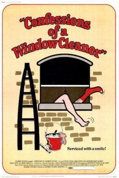 Caratula, cartel, poster o portada de Confessions of a Window Cleaner