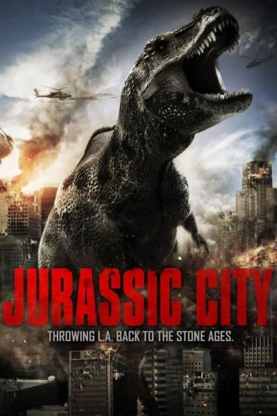 Caratula, cartel, poster o portada de Jurassic City
