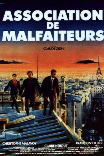 Caratula, cartel, poster o portada de Association de malfaiteurs