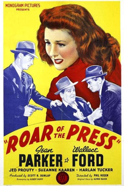 Caratula, cartel, poster o portada de Roar of the Press