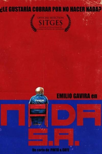 Caratula, cartel, poster o portada de Nada S.A.