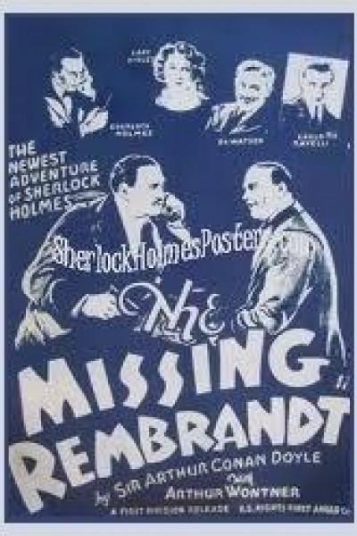 Caratula, cartel, poster o portada de The Missing Rembrandt