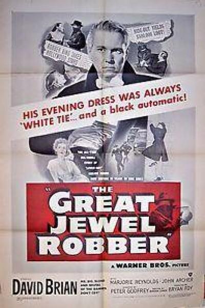 Caratula, cartel, poster o portada de The Great Jewel Robber