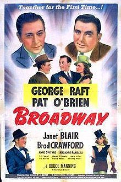 Caratula, cartel, poster o portada de Broadway