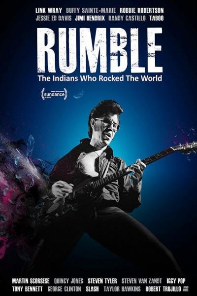 Caratula, cartel, poster o portada de Rumble: The Indians Who Rocked The World