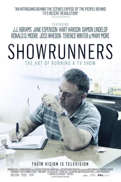 Caratula, cartel, poster o portada de Showrunners
