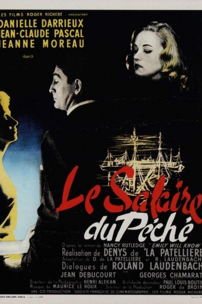 Caratula, cartel, poster o portada de Le salaire du péché