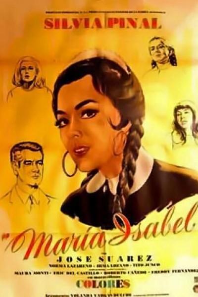 Caratula, cartel, poster o portada de María Isabel
