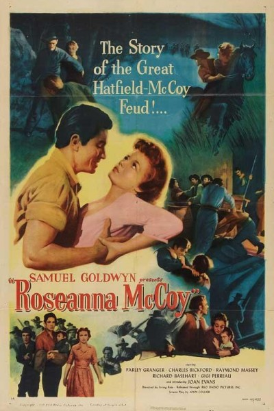 Caratula, cartel, poster o portada de Roseanna McCoy