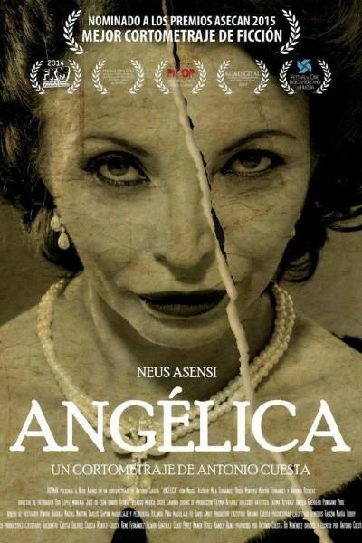 Caratula, cartel, poster o portada de Angélica