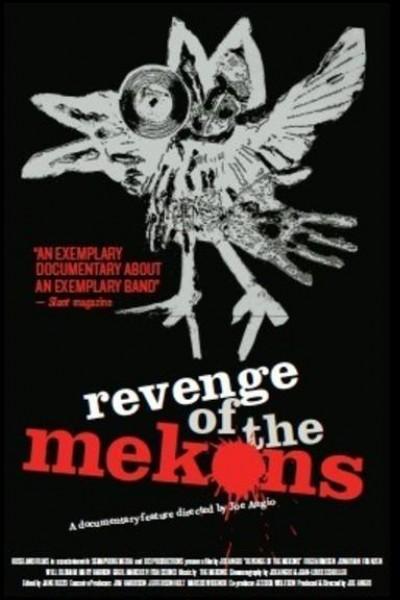 Caratula, cartel, poster o portada de Revenge of the Mekons