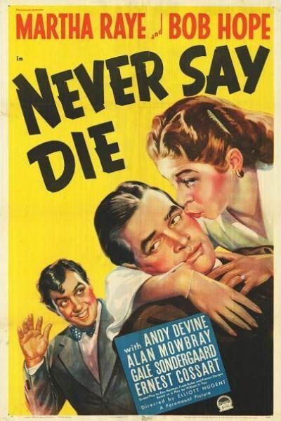 Caratula, cartel, poster o portada de Never Say Die