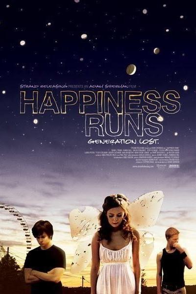 Caratula, cartel, poster o portada de Happiness Runs