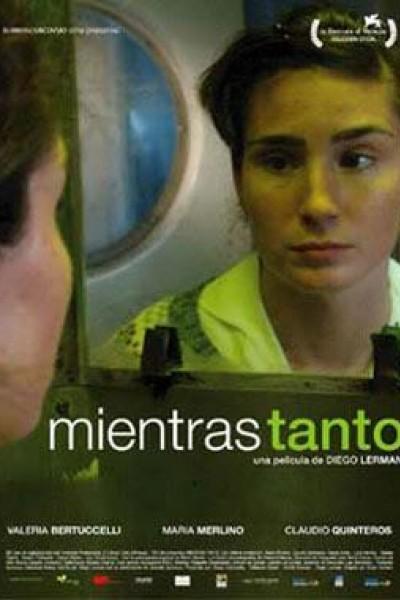 Caratula, cartel, poster o portada de Mientras tanto