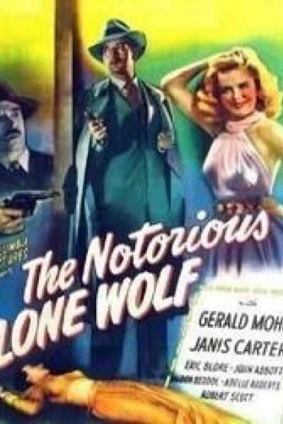 Caratula, cartel, poster o portada de The Notorious Lone Wolf