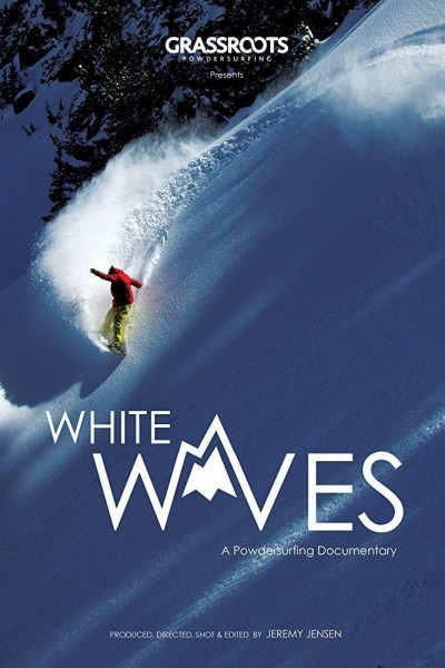 Caratula, cartel, poster o portada de White Waves