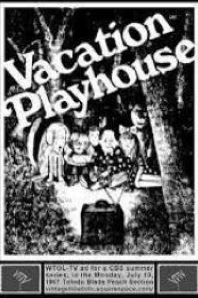 Caratula, cartel, poster o portada de Vacation Playhouse