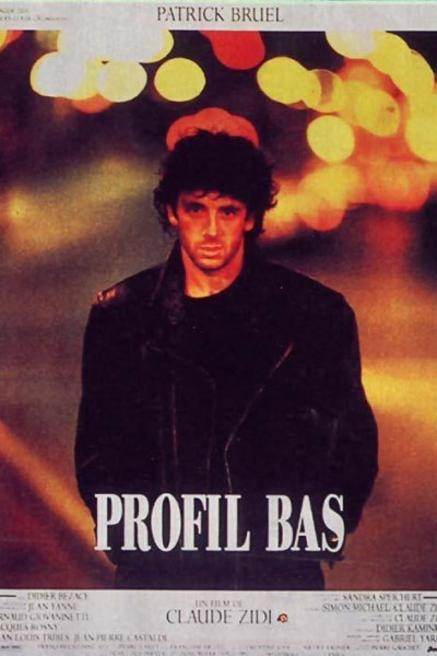 Caratula, cartel, poster o portada de Profil bas