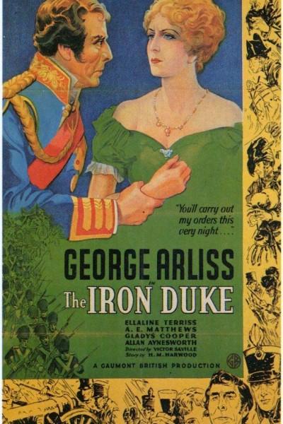 Caratula, cartel, poster o portada de Wellington, el duque de hierro