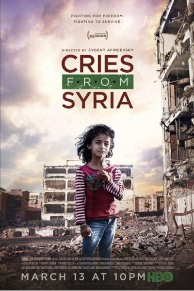 Caratula, cartel, poster o portada de Cries from Syria