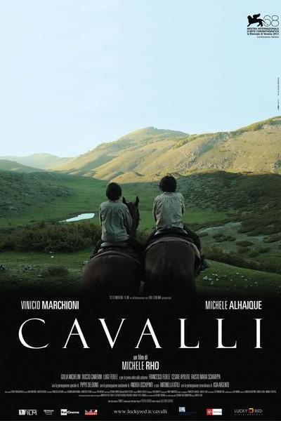 Caratula, cartel, poster o portada de Horses